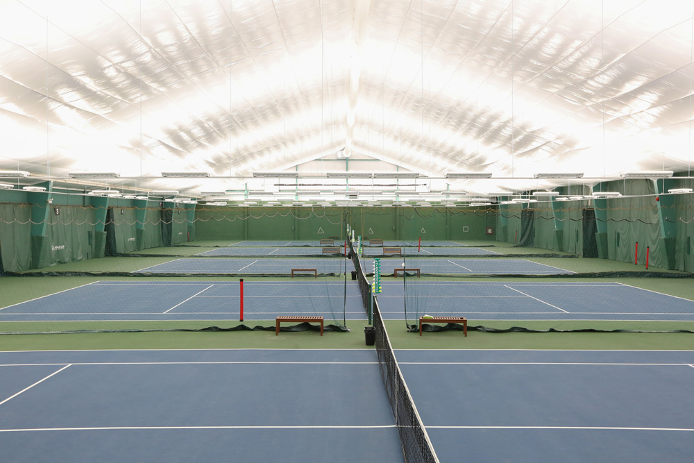 Mayfair East Tennis Courts
