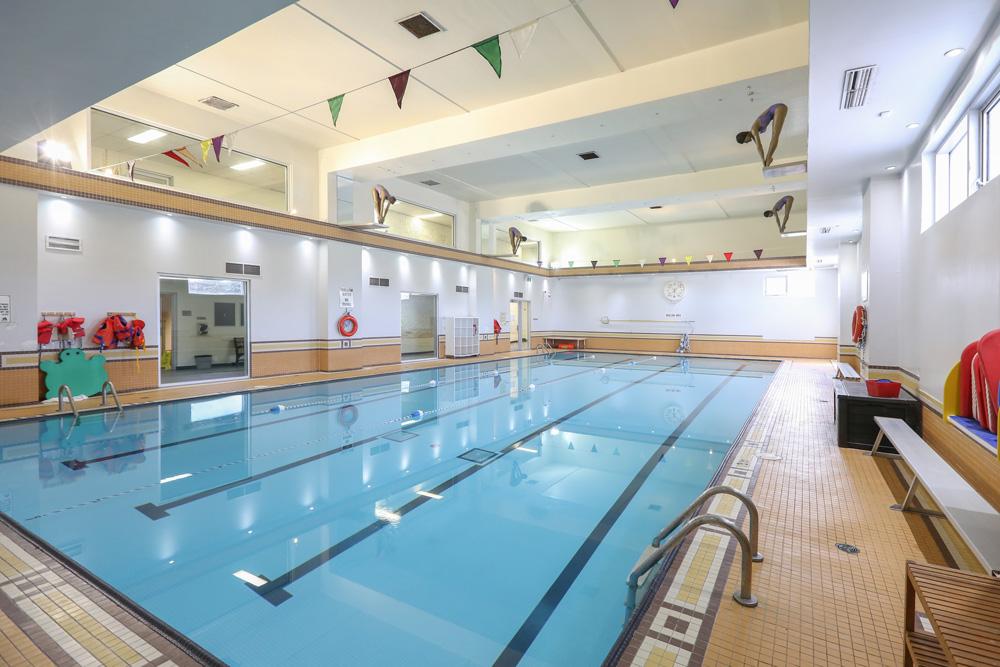 Mayfair Parkway Swimming Pool