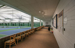Mayfair Parkway Tennis Courts