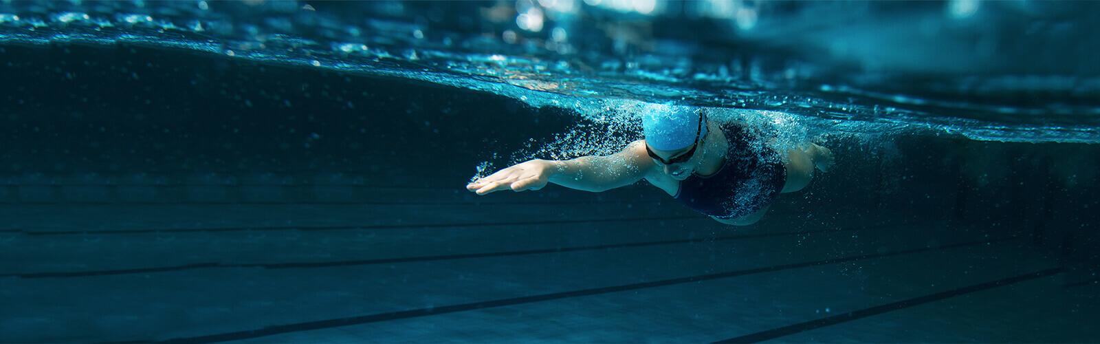 swimming fitness