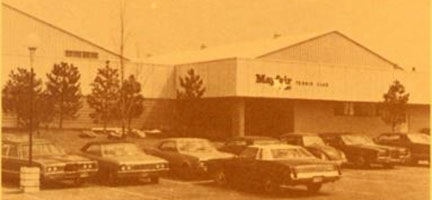 Mayfair Clubs Original- West Location Building