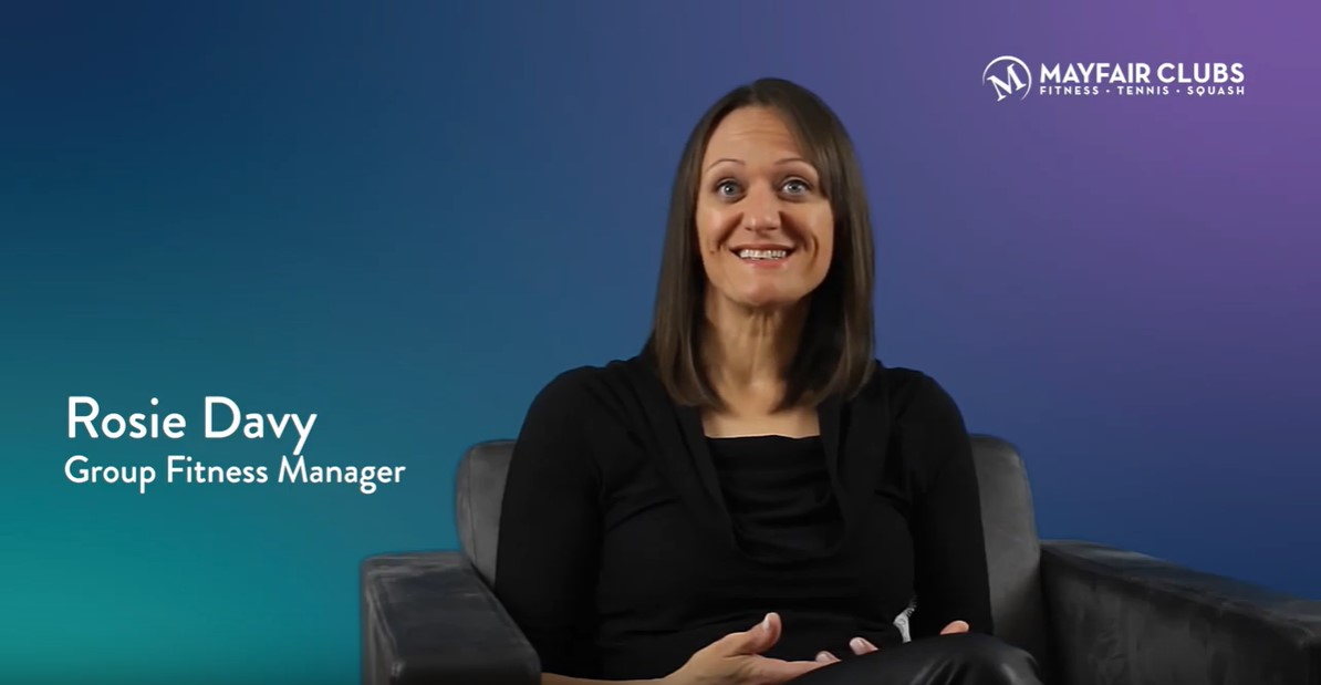 Snippet of Rosie, staff interview video