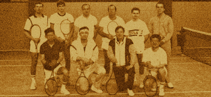 Mayfair Clubs Tennis in the 80s