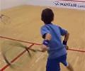 kids squash camp