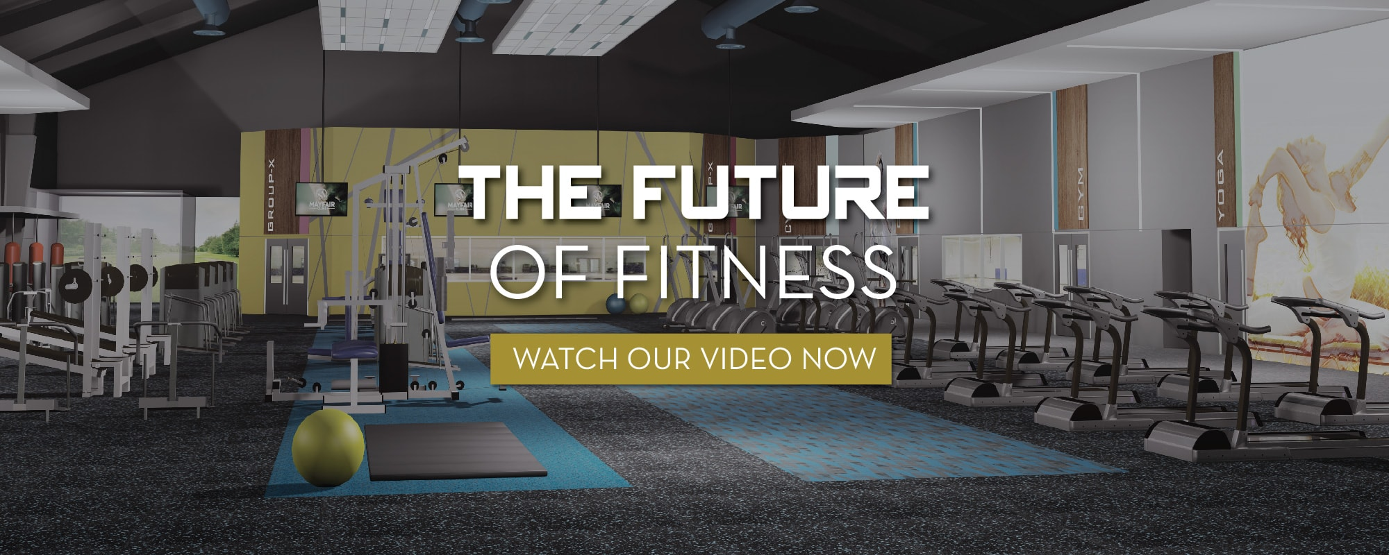 The future of fitness information video