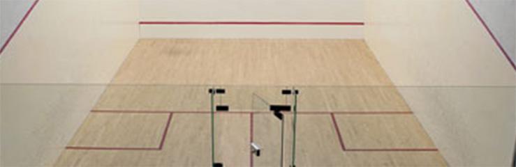 squash courts Toronto