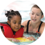 Kids swimming lessons in Toronto