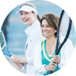 Mayfair Clubs tennis game