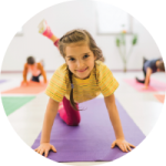 Children's Yoga sessions available
