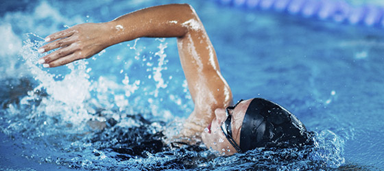 Swimming, Fitness